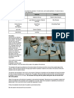 Training Manual Denture Wax Try In