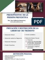 25-1-18 - ACS CAP Presupuestos de La Prision Preventiva - Copia