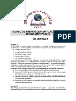 7ma Entrega Curso Virtual Examen Nombramineto