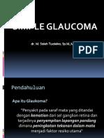 simple glaukoma