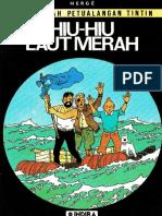 [Books Comic Tintin] 19. Hiu Hiu Laut Merah