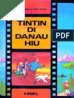[Books Comic Tintin] 25. Tintin Di Danau Hiu