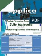 Metodologia Innovadora 2018 UEF-JMM