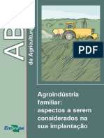 ABC da Agricultura Familiar