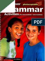Timesaver Grammar Pre-Intermediate