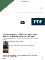 El Pais Julio 2019