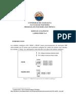 Práctica Con Plc Slc 500 de Allen Bradley - Modulos Analógicos