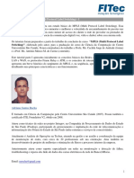 Estudo Básico Do MPLS (Multi Protocol Label Switching) - I