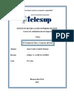 Tratado de Libre Comercio telesup