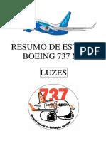 737 Luzes decodificadas resumo
