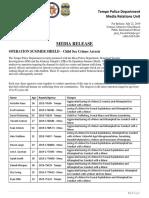 Operation Summer Shield_Final Media Release