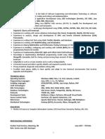 Java Sample Resume (2)