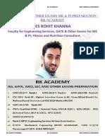 Master File Rohit Khanna