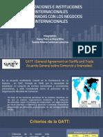 Exposición Organizaciones e Instituciones Internacionales (1)