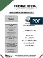 Acuerdo 061 Reforma Libro Vi Tulsma - r.o.316 04 de Mayo 2015-2