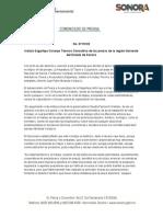 19-07-2019 Instala Consejo Técnico Consultivo de Las Presas de La Región Noroeste Del Estado de Sonora