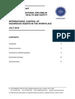 Idip Ib Examiners Report July 18