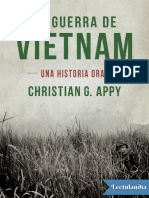 La guerra de Vietnam - Christian G Appy