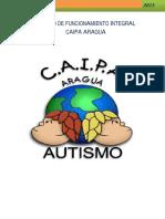 2015 Modelo Caipa Aragua
