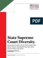 State Supreme Court Diversity
