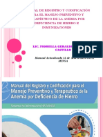 Manejo Registro His Anemia 2019