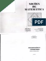Vol 2 - Progressões e Logaritmos.pdf