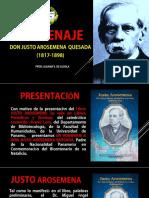 HOMENAJE_ Dr Justo Arosemena Quesada_Bicentenario