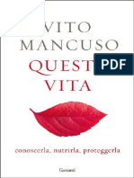 Vito Mancuso - Questa Vita
