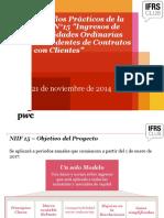 9no Desayuno IFRS 21.11.2014 - Desafíos Prácticos de la NIIF 15 V2.pdf