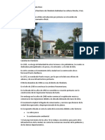 Historia de Chimbote Perú