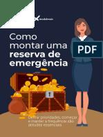 Como montar uma reserva de emergência