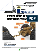 POWER TRAIN SYSTEM