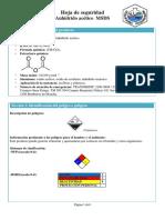 Anhidrido acetico