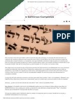 The Kabbalah Centre _ La Experiencia de Sentirnos Completos