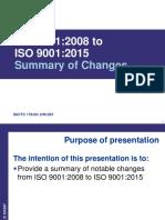 ISO 9001 Revisión