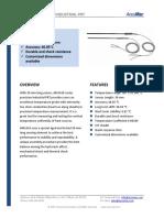 AM1610 PRT Sensor (Brochure)