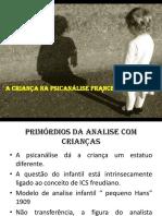 A criança na psicanálise francesa.pptx