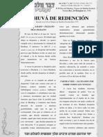Teshuva y Redencion PDF