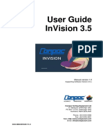 InVision V3.5 User Guide V1.0 July 2010