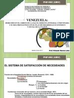 Salud en Venezuela y Plan de la Nación