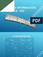 Proyecciones UTM