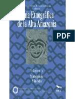 Guia Etnografica de La Alta Amazonia Vol CUATRO Santos Barclay Rosengren