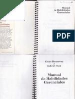 Manual de Habilidades Gerenciales