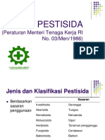 K3 Pestisida