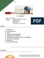 La Hipotesis.pptx