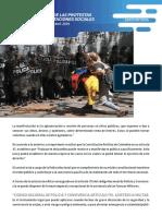 #07 Control de Las Protestas y Manifestaciones Sociales