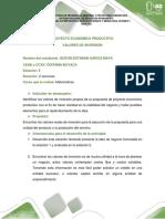 Proyecto Economico Productivo Estacion # 3