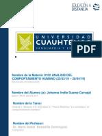 Johanna Ivette Suarez Carvajal_Actividad 3.1 Precis Retórica La Sociedad y El Comportamiento Humano