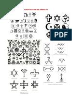 Clasificacion de Símbolos