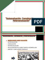 Autoevaluacion Coevaluacion y Heteroevaluacion (1)